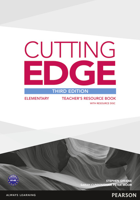 Cutting Edge 3Ed Elementary Teacher's Book and Teacher's Resource Disk Pack