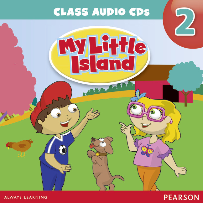 My Little Island 2 Audio CD