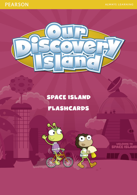 Our Discovery Island 2 Flashcards