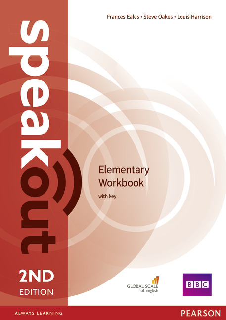 Speakout 2ed Elementary Workbook with key