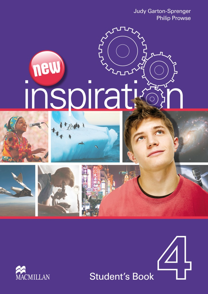 New Edition Inspiration Level 4 Student's Book