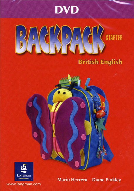 Backpack Starter Students DVD