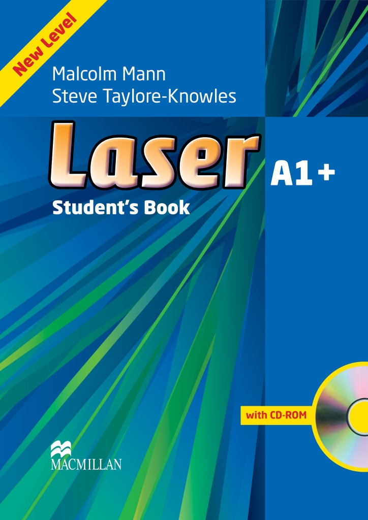 Laser 3ed A1+ Student's Book & CD Rom Pack