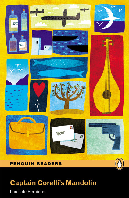 Captain Corelli's Mandolin Book and CD Pack
