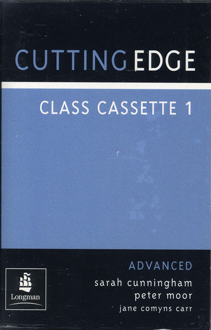 Cutting Edge Advanced Class Cassettes 1-2