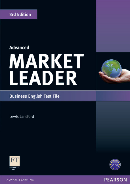 Market Leader 3ed Advanced Test File
