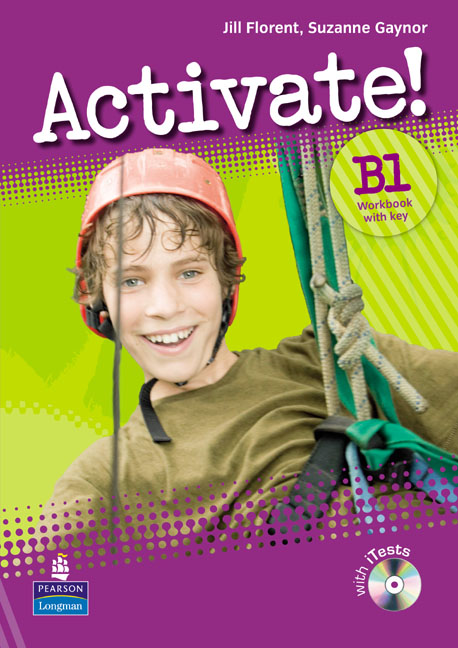 Activate! B1 Workbook with Key/CD-Rom Pack