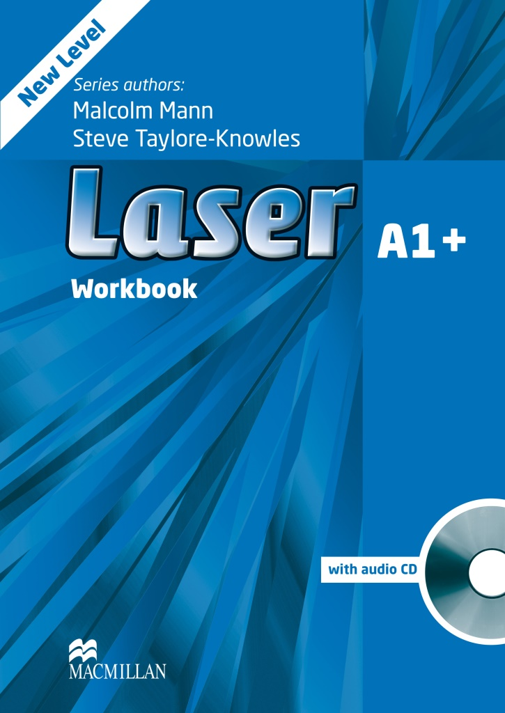 Laser 3ed A1+ Workbook without key Pack