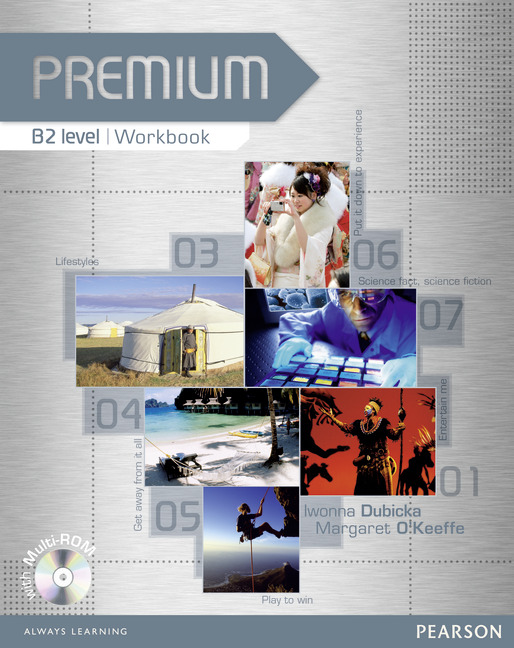 Premium B2 Workbook without Key and CD -Rom Pack