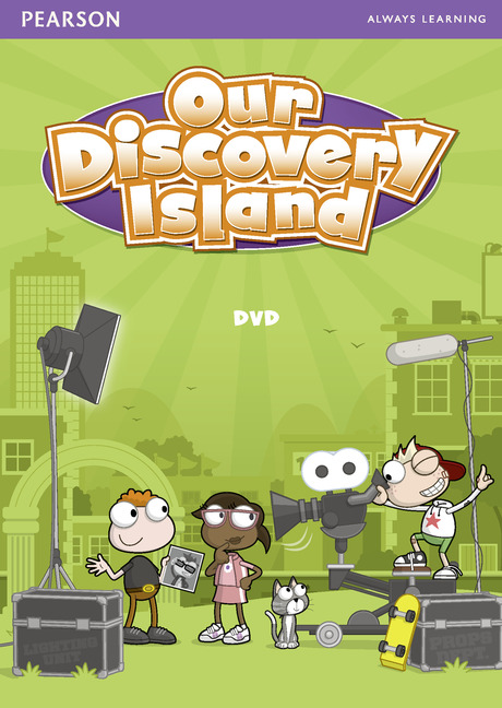 Our Discovery Island 3 DVD