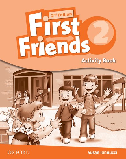 First Friends Level 2 Activity Book 2ED