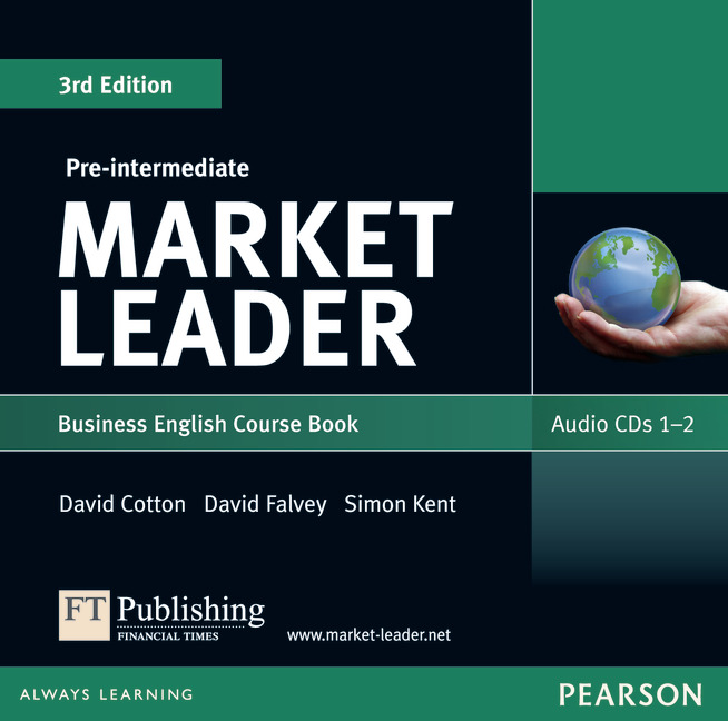 Market Leader 3ed Pre-Intermediate Audio CD (2)