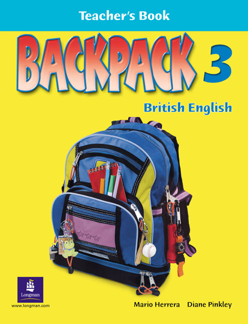 Backpack 3 Teacher's Book