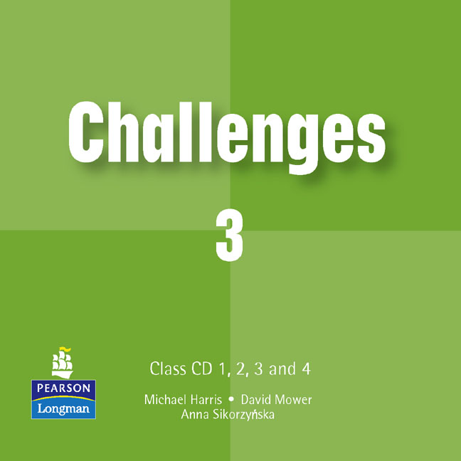 Challenges 3 Class CD 3 1-4