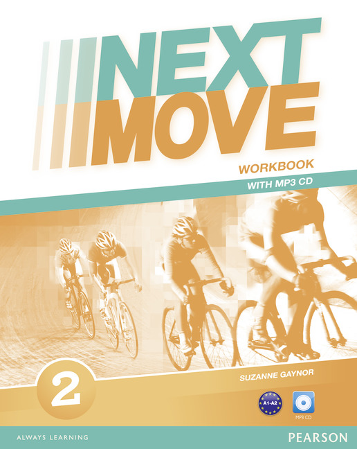 Next Move 2 Workbook with MP3 CD Pack