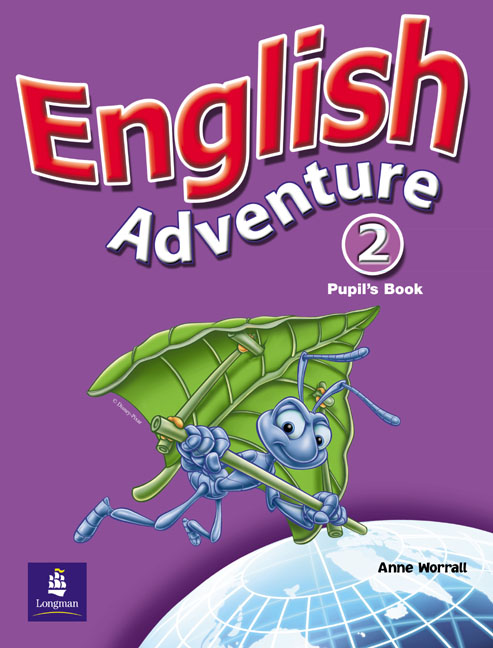 English Adventure 2 Pupil's Book plus Picture Cards