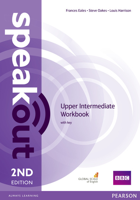Speakout 2ed Upper Intermediate Workbook with key