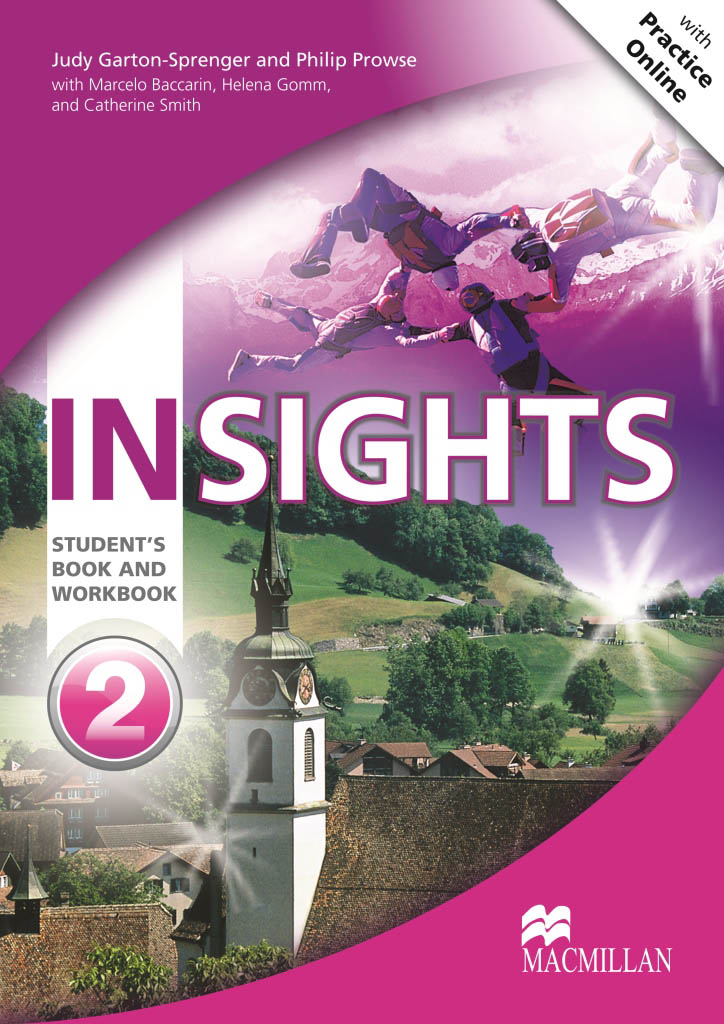 Insights Level 2 Student book and Workbook with MPO pack