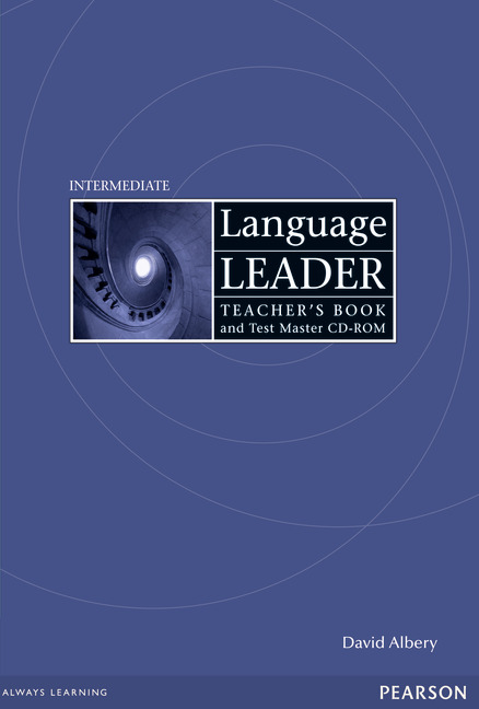 Language Leader Intermediate Teacher's Book for Pack and Test Master CD-ROM Pack