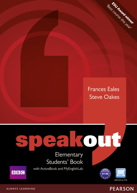 Speakout Elementary Students' Book with DVD/ActiveBook and MyLab Pack