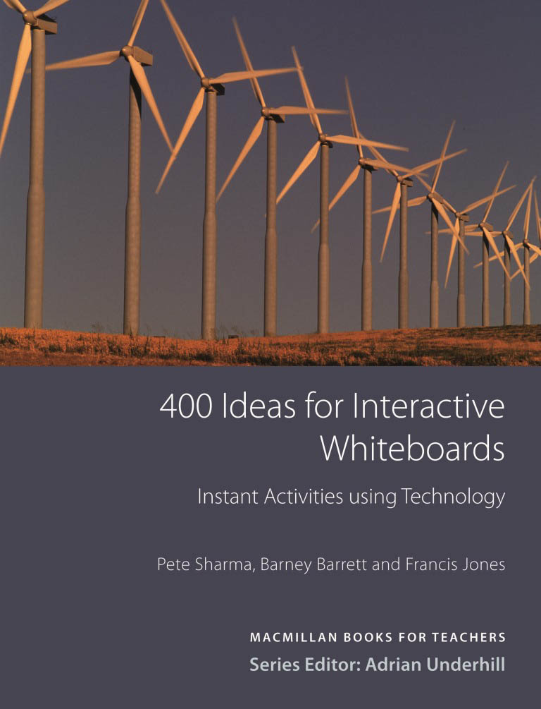 400 Ideas for Interactive Whiteboards