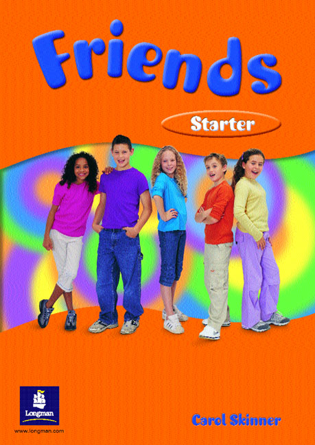 Friends Starter Students' Book