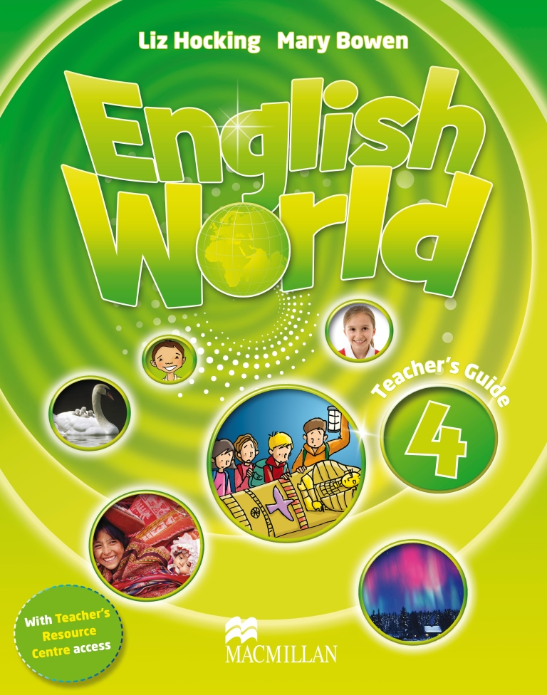 English World 4 Teacher's Guide & Webcode Pack