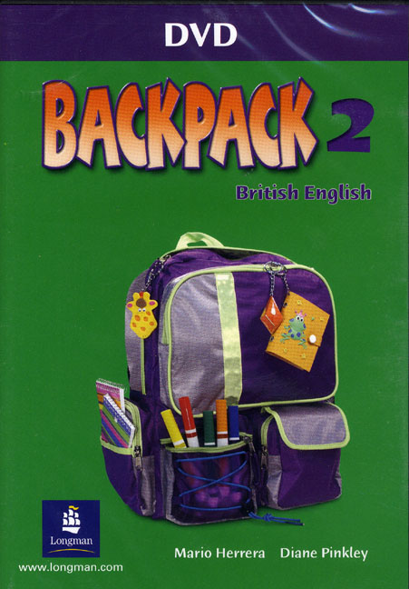 Backpack 2 Students DVD