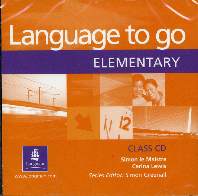 Language to Go Elementary Class CD