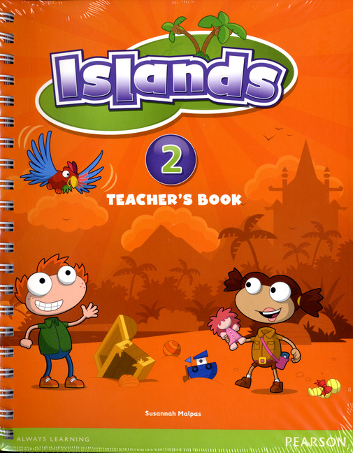 Islands 2 Teacher's Test Pack