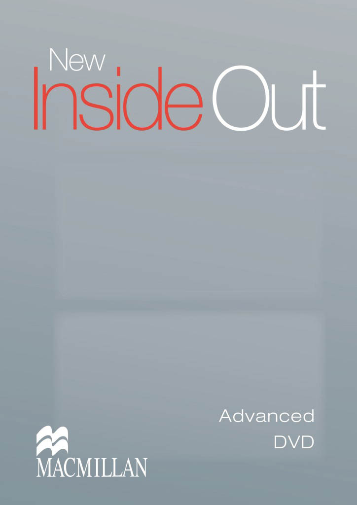 Inside Out Advanced DVD New Edition
