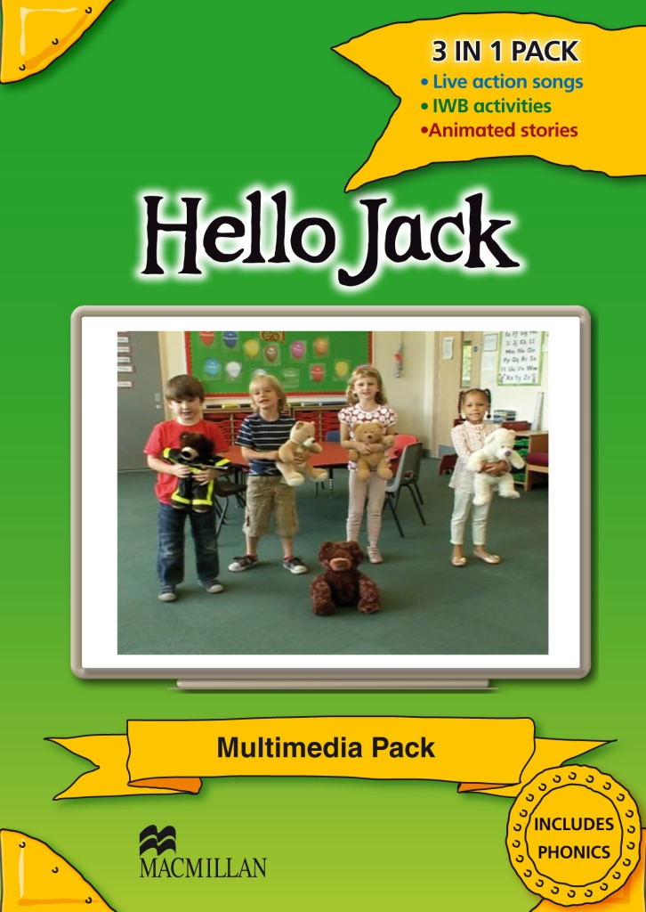 Captain Jack Level 0 Multimedia Pack