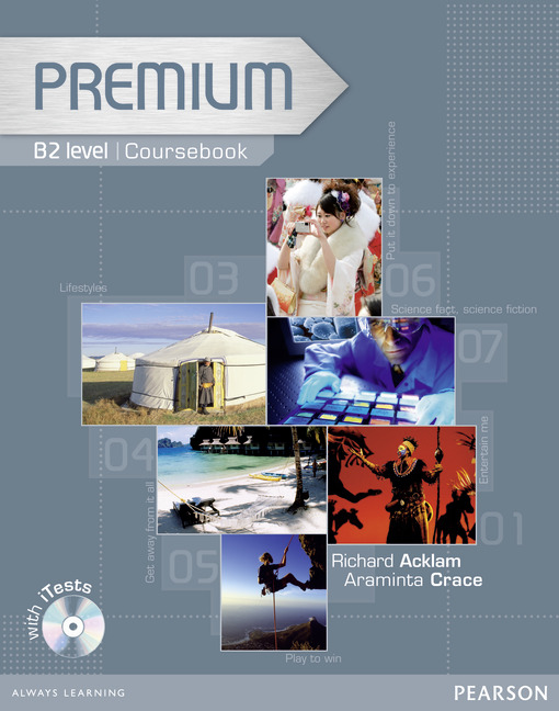 Premium B2 Coursebook and Exam Reviser and Test CD-ROM Pack