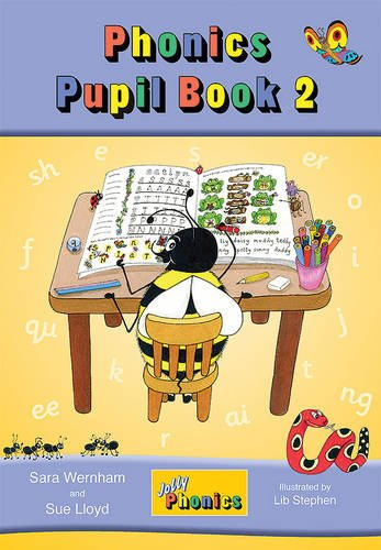 Jolly Phonics Pupil Book 2 (color edition)