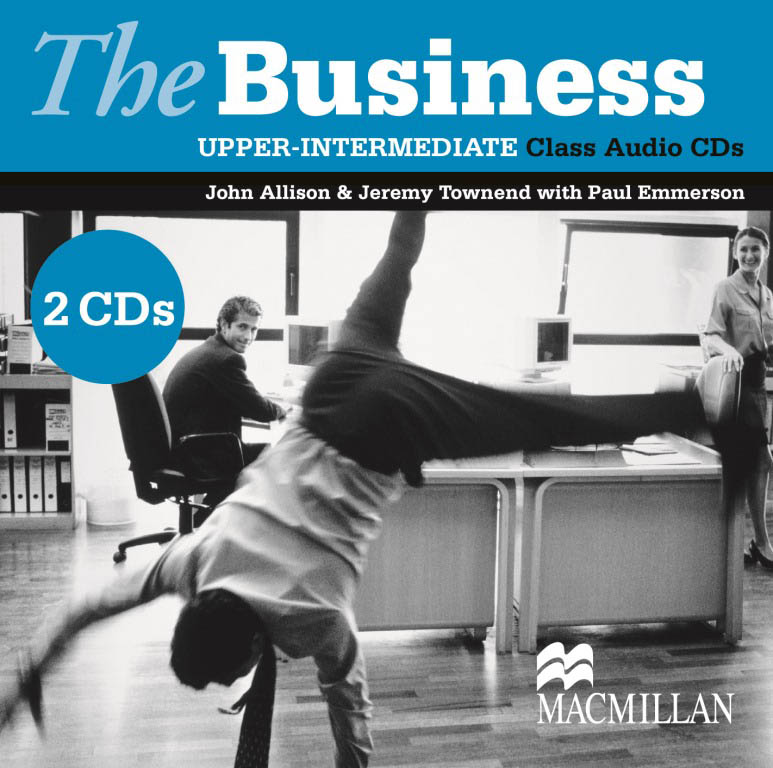 The Business Upper Intermediate Class Audio CDx3