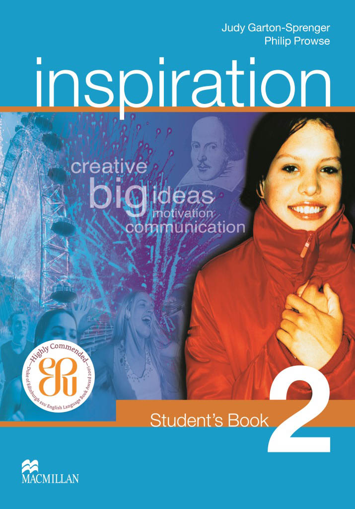 Inspiration 2 Students Book