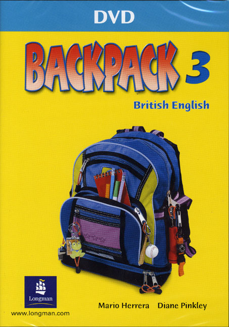 Backpack 3 Students DVD