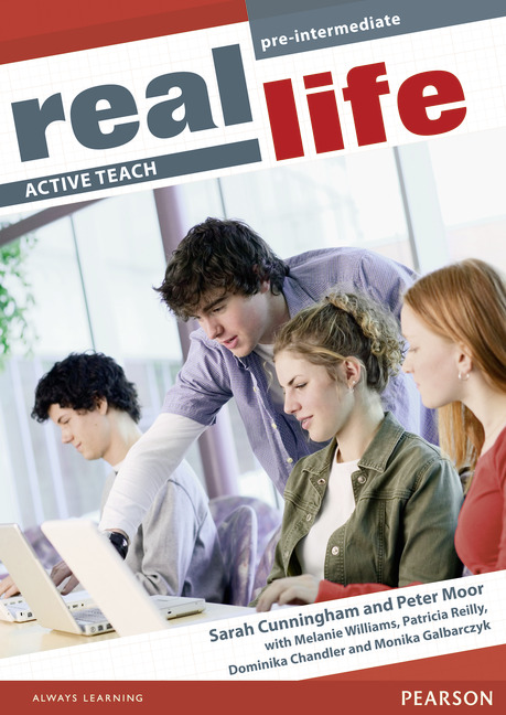 Real Life Pre-Intermediate Active Teach