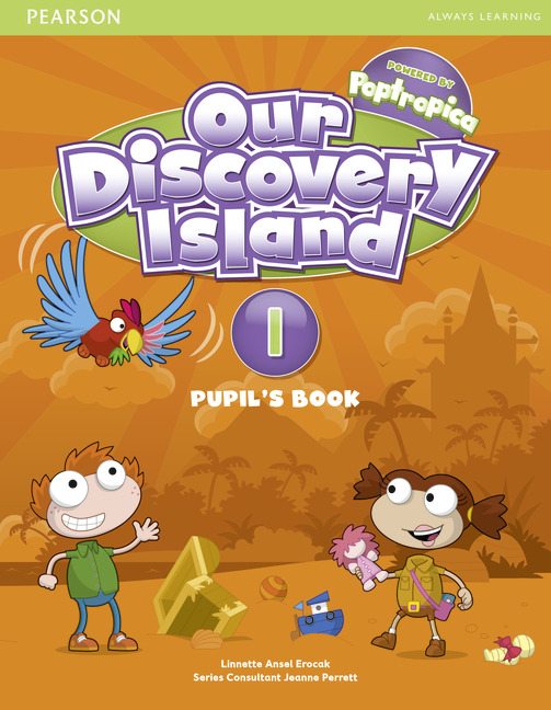 Our Discovery Island 1 Pupil's Book plus pin code