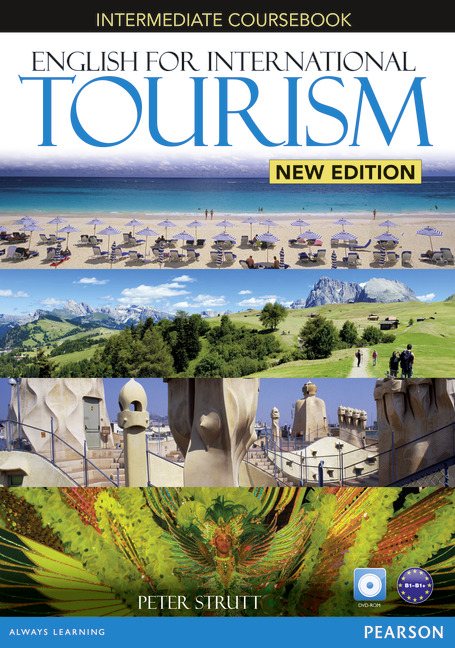 English for International Tourism New Edition Intermediate Coursebook and DVD-ROM Pack
