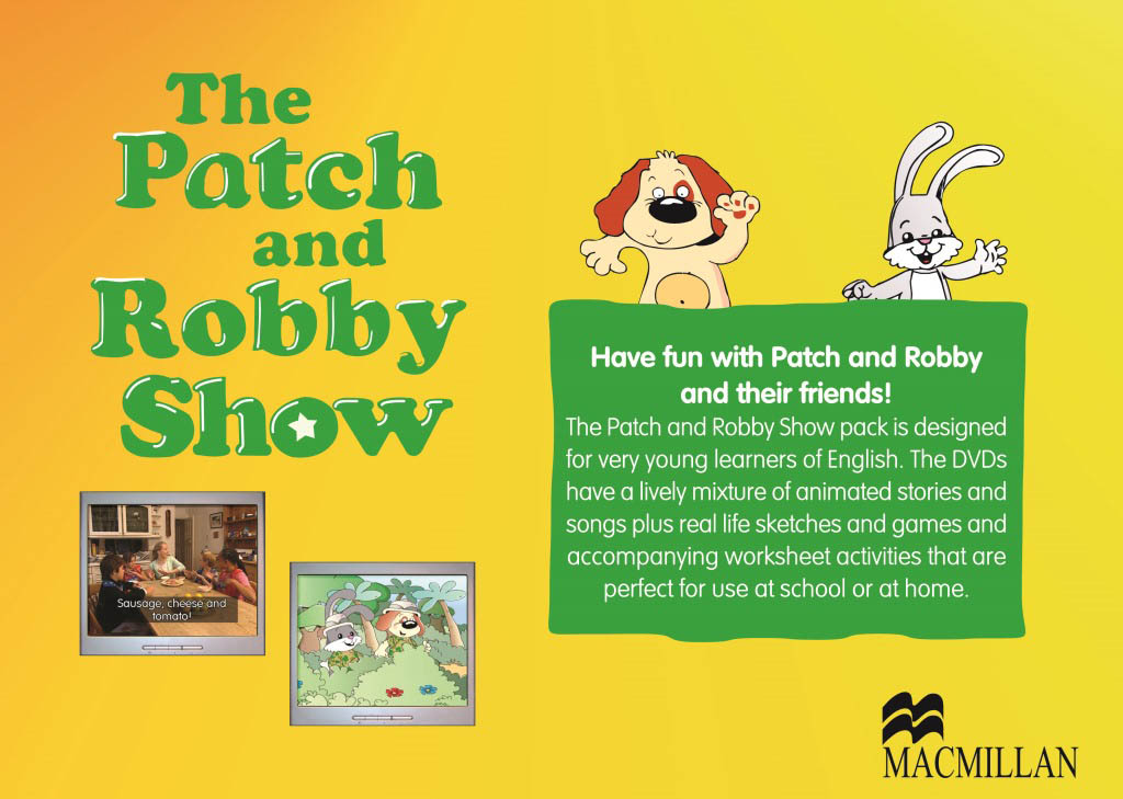 Patch & Robby Show Pack