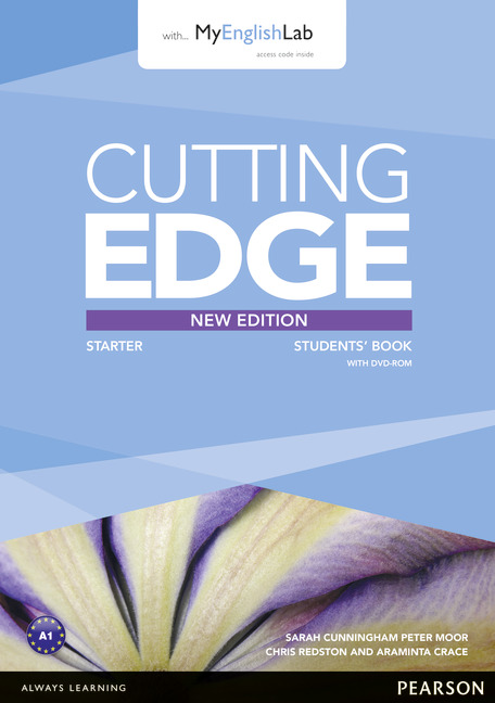 Cutting Edge 3Ed Starter Student's Book + DVD Pack & MyLab Pack
