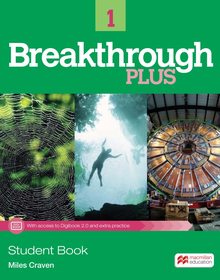 Breakthrough Plus 1 Student's Book Pack