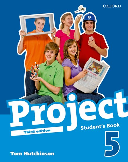 Project 5 Third Edition Student's Book