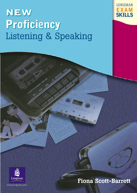 Longman Exam Skills CPE Listening and Speaking Student's' Book New Edition