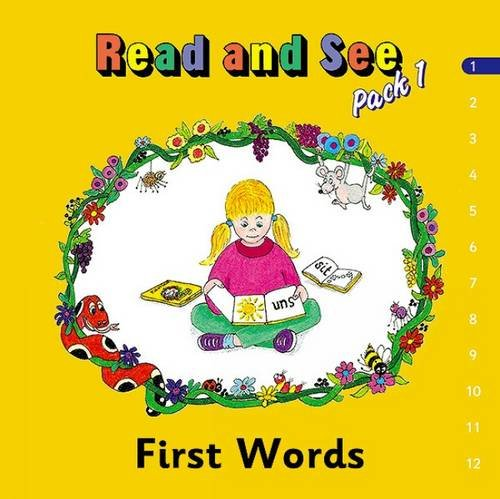 Jolly Read and See Pack1.Basic Words.