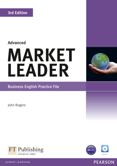 Market Leader 3ed Advanced Practice File & Practice File CD Pack
