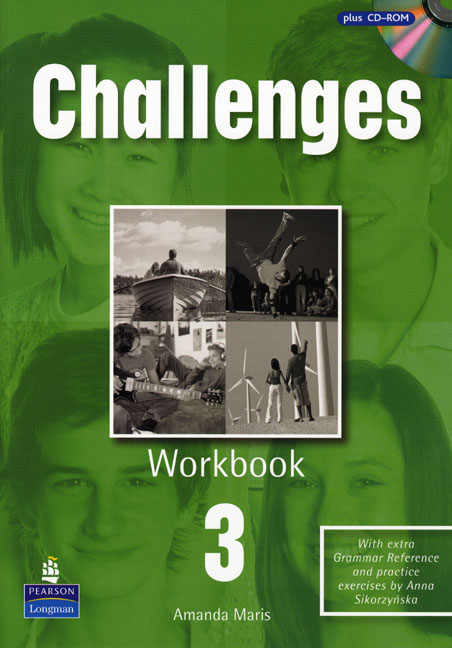 Challenges 3 Workbook and CD-Rom Pack