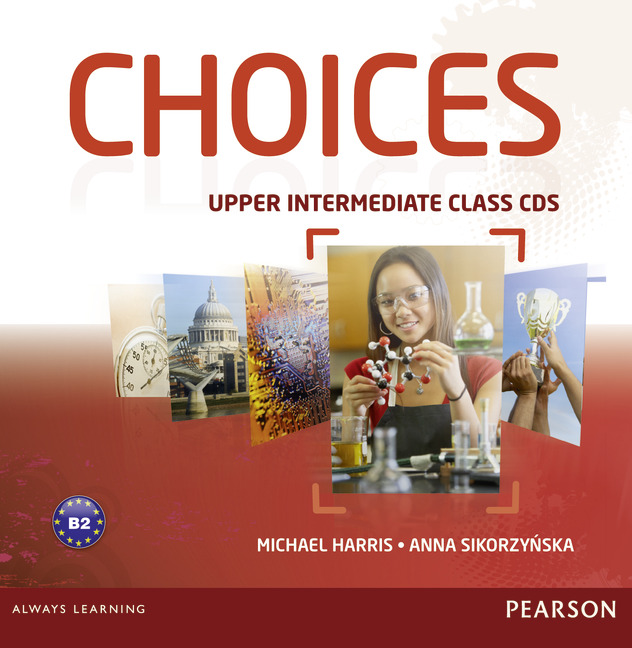 Choices Upper Intermediate Class CDs local copy
