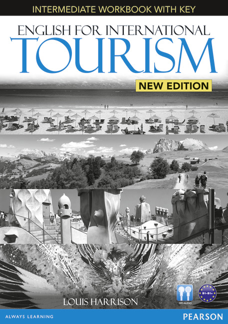 English for International Tourism New Edition Intermediate Workbook with Key and Audio CD Pack